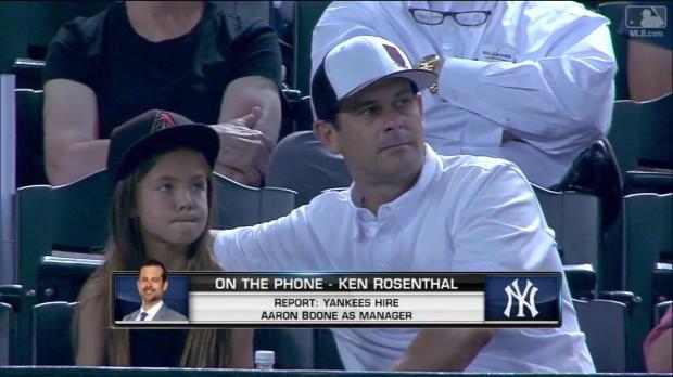 Baseball reacts to Boone hiring