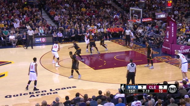 WSC: Highlights: Carmelo Anthony (19 points) vs. the Cavaliers