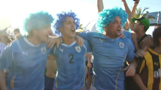 WM 2030: Argentinien und Uruguay als Gastgeber?