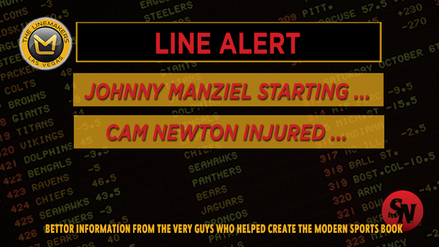 Linemakers Line Alert: Manziel Starting and Newton Injured