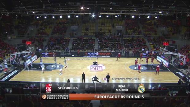Highlights: Strasbourg-Real Madrid