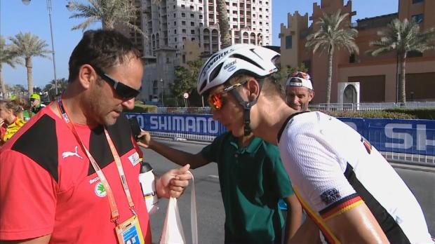 WM: Waterloo für die Deutschen, Sagan siegt