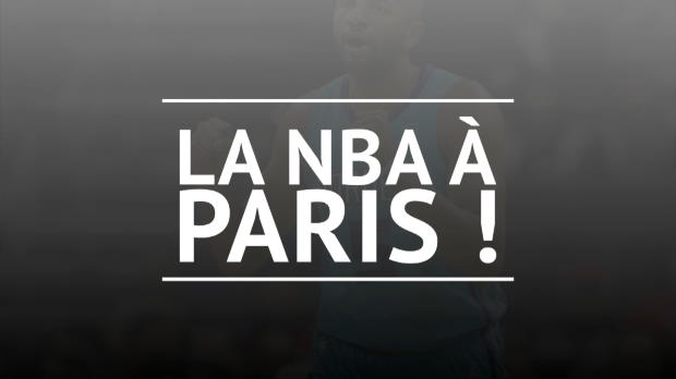 Basket : La NBA débarque à Paris !