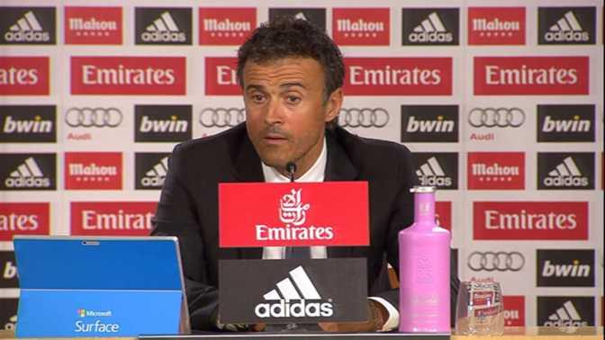 """FC Barcelone - Enrique : """"Apprendre de nos erreurs"""""""