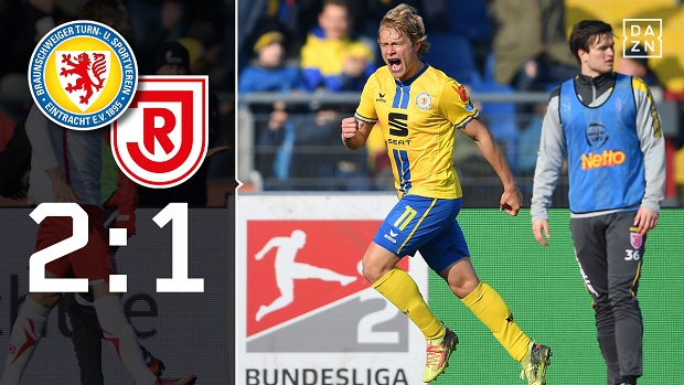 Eintracht Braunschweig - SSV Jahn Regensburg