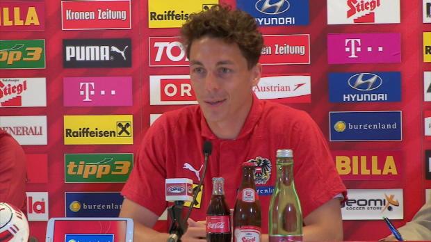 "Österreich: Baumgartlinger: Neymar? ""Wurscht!"""
