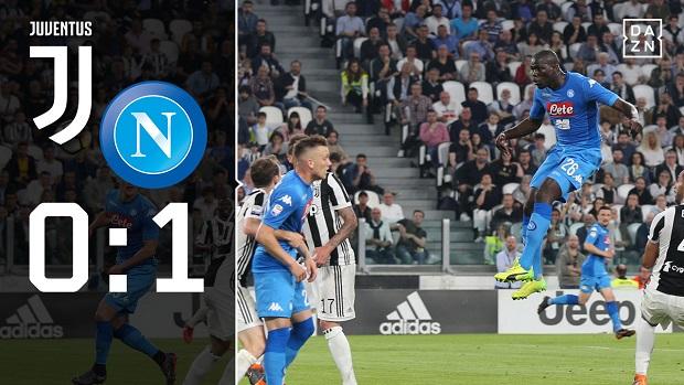 Juventus - Neapel