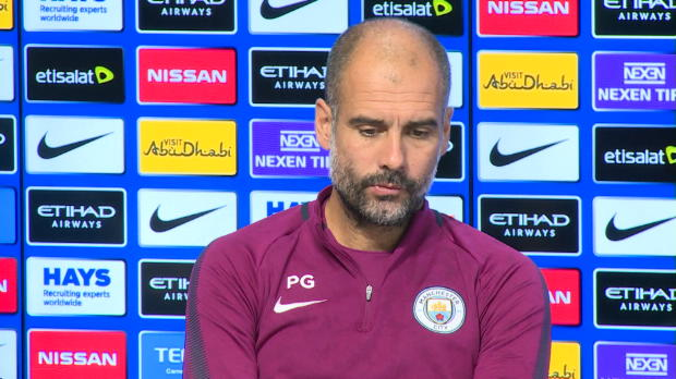 "Guardiola: ""Alle Trainer 90 Minuten im Stress"""