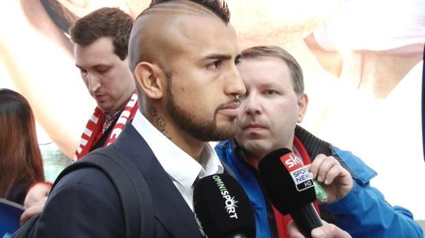 """Vidal will """"Sieg und ruhiges Rückspiel"""""""