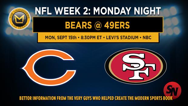 Chicago Bears @ San Francisco 49ers