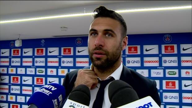 PSG - Sirigu : 'Le football peut �tre cruel'