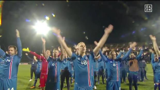 SPOXmas: Island feiert Sensation