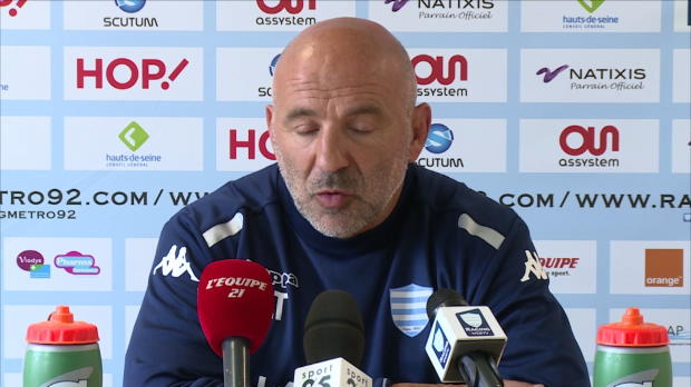 Top 14 - 1�re j. : Travers craint le d�but de saison