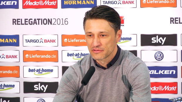 Darum will Kovac die Relegation abschaffen