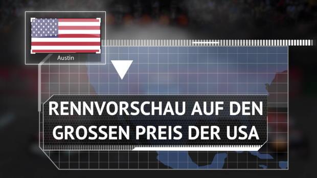 Die Rennvorschau für den Grand Prix der USA