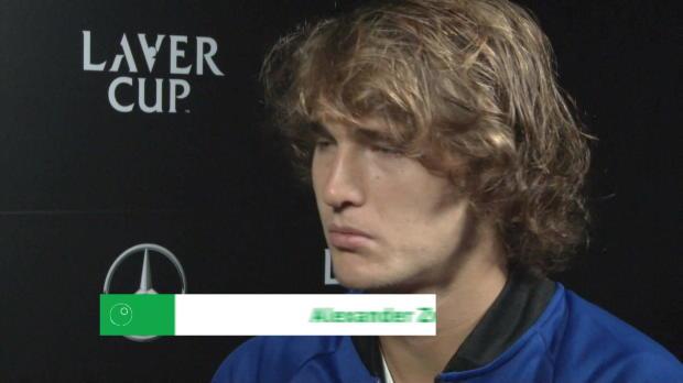 """Laver Cup: London wäre Zverevs """"größter Erfolg"""""""