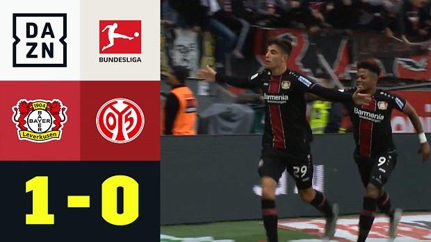 Bundesliga: Bayer 04 Leverkusen - FSV Mainz 05 | DAZN Highlights