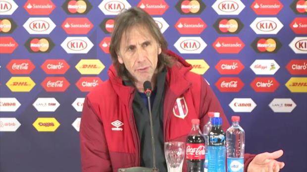 """Copa America: Gareca: """"Peru hat Potenzial"""""""