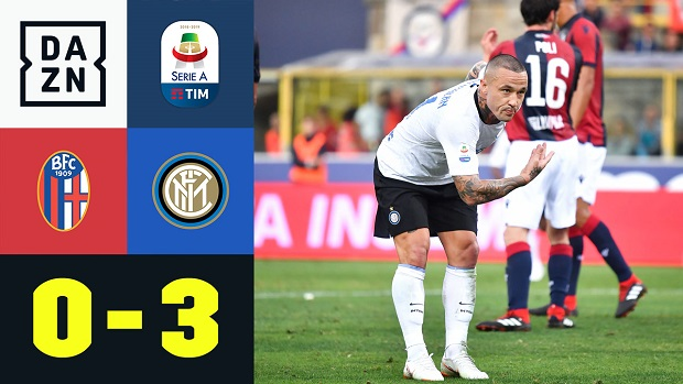 Serie A: Bologna - Inter | DAZN Highlights
