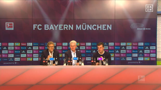 Fauxpas! Heynckes belehrt FCB-Pressesprecher