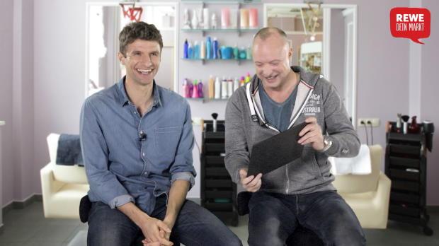 Thomas Müller & Frank Buschmann - Buschis Barbershop