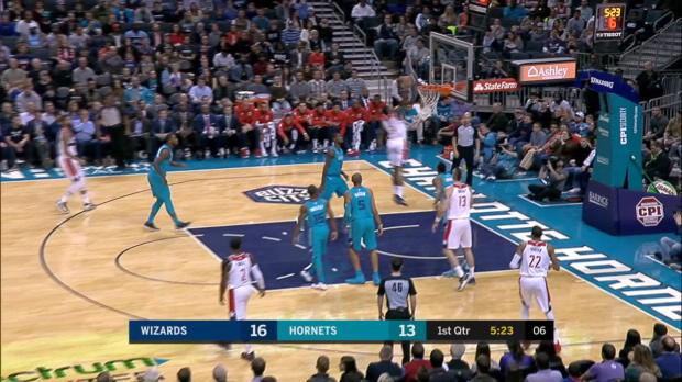 GAME RECAP: Hornets 129, Wizards 124