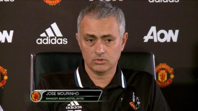 كرة قدم: الدوري الإنكليزي: لاعبو يونايتد يسعون للفوز دائما - مورينيو
