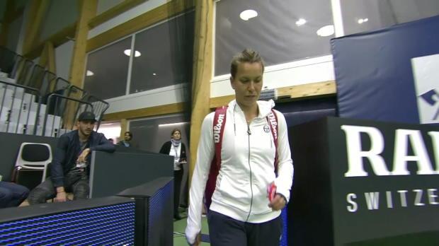 WTA Biel-Bienne: Vondrousova - Strycova