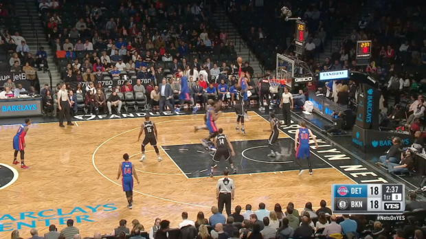 GAME RECAP: Nets 98, Pistons 96
