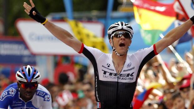 La Vuelta - Etapa 9: Bilbao se queda a un paso en una jornada marcada por las ca�das