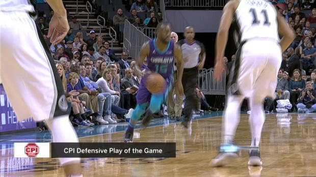 Dunk of the Night: Cody Zeller