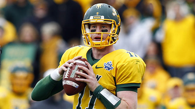 Mike Mayock: Carson Wentz is my favorite quarterback in the 2016 draft