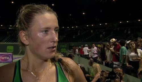 Azarenka Interview: WTA Miami SF