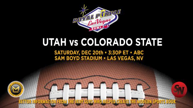 Utah Utes @ Colorado State Rams