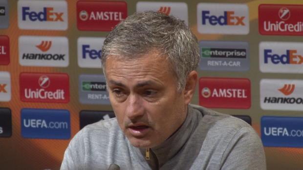 """Mourinho: """"Mkhitaryan muss so weiter machen"""""""
