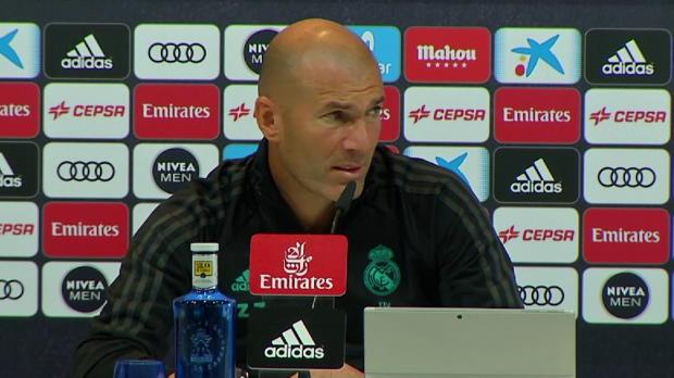"Zidane zu Pfiffen gegen Bale: ""Kann helfen"""