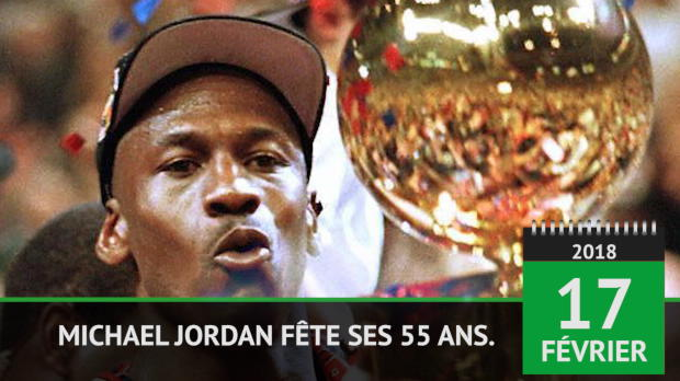 Basketball - Michael Jordan a 55 ans