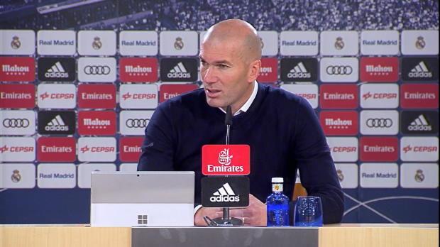 """Zidane-Appell an Fans: """"Müssen ruhig bleiben!"""""""