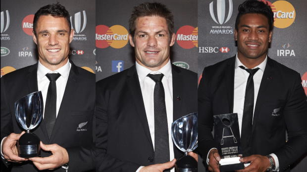 CdM 2015 - Les All Blacks font une razzia sur les World Rugby Awards