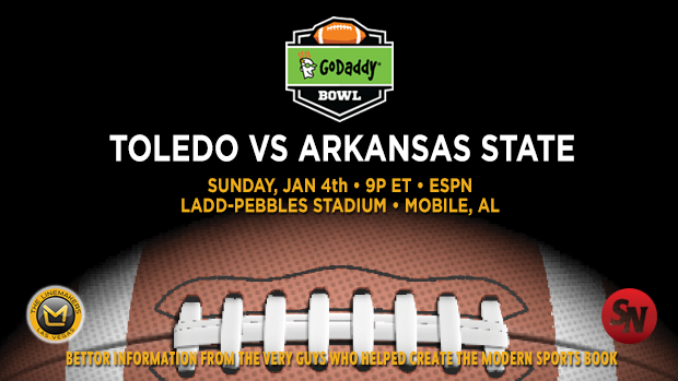 Toledo vs. Arkansas State