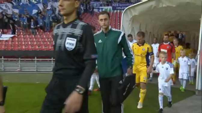 L.Europa : FC Copenhague 2-0 HJK Helsinki