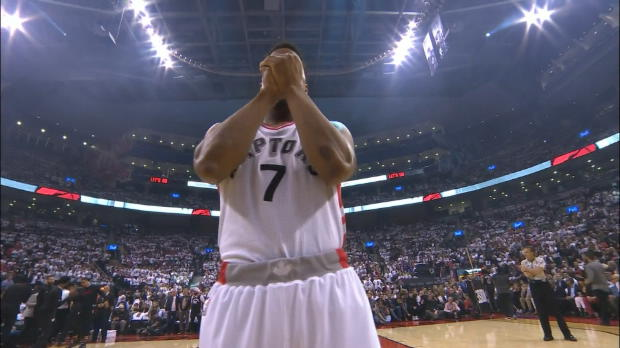 Basket : NBA - Play-offs - Toronto l'emporte en prolongation et égalise à 1-1
