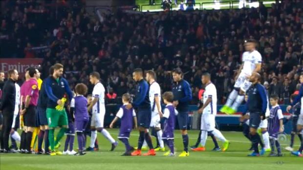 كرة قدم: الدوري الفرنسي: باريس سان جيرمان 0-0 تولوز