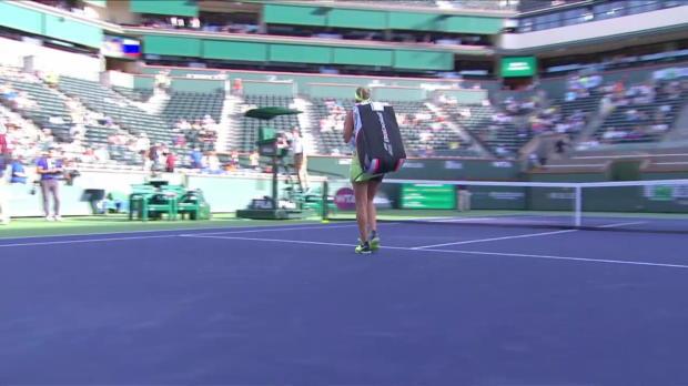 Highlights: Vesnina - Williams