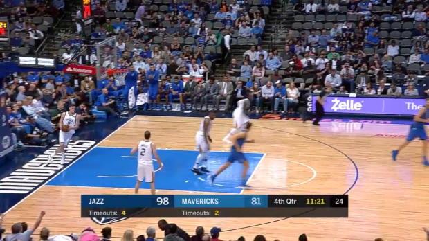 WSC: Maxi Kleber (9 points) Highlights vs. Utah Jazz, 03/22/2018