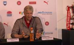 Arsenal boss Arsene Wenger says it's a great opportunity for his side to embrace the club's fans  outside of England during their tour of Australia and Asia.