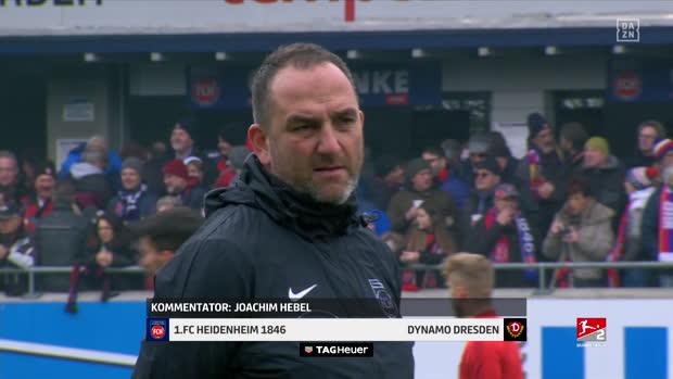 2. Bundesliga: 1. FC Heidenheim 1846 - Dynamo Dresden | DAZN Highlights