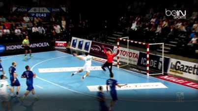 Hand - D1 : Montpellier 34-26 Nîmes