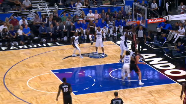 Dunk Of The Night: Josh Richardson