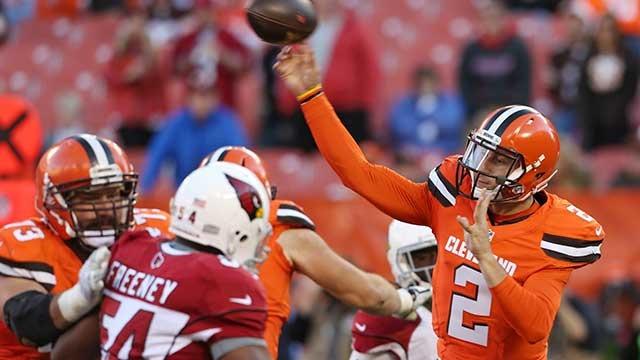 Video: Week 8: Cardinals vs  Browns highlights